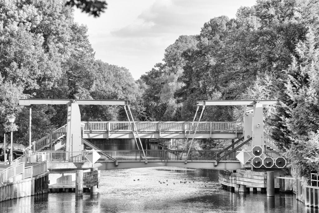 Zugbrücke, Zehdenick