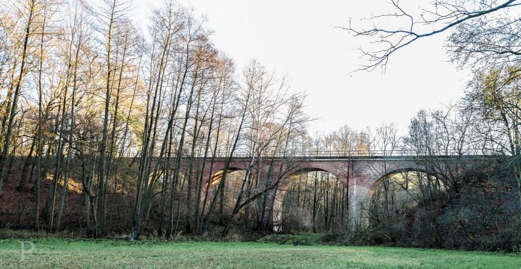Viadukt bei Glienicke