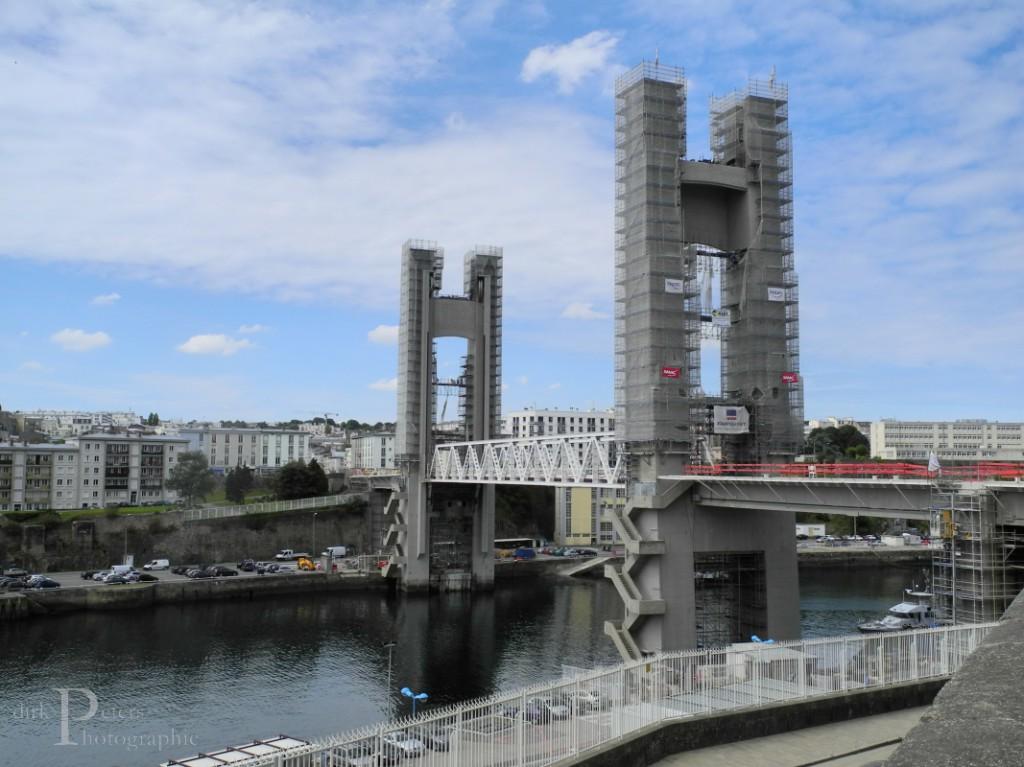 Hubbrücke Brest